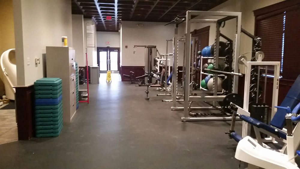Exercise Physiology Laboratory