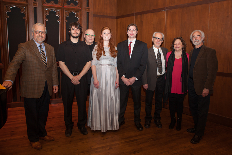 Hollis Prize Winners