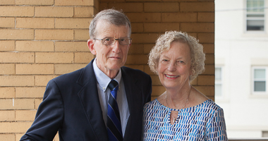Jack '59 and Barb Witzeman '60 McCoy